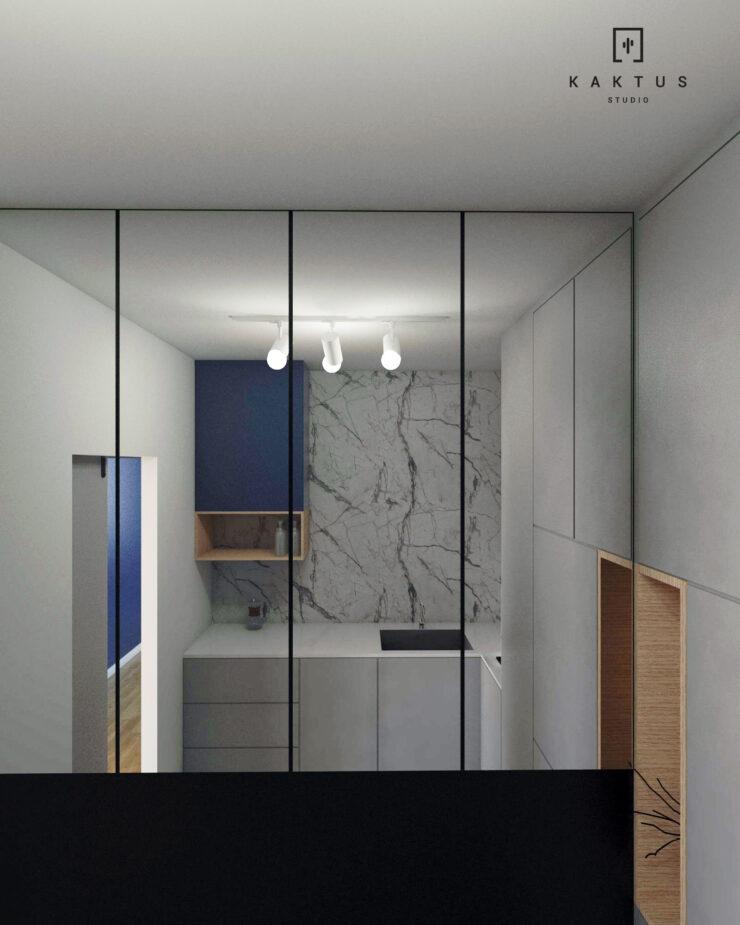 Aranżacja przestrzeni biurowej II 16