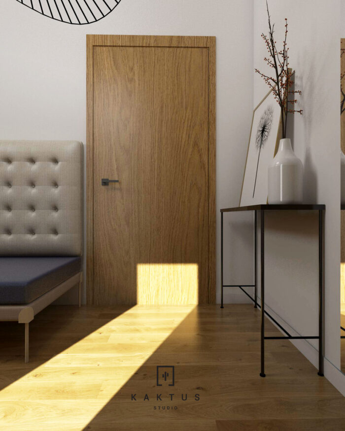 Aranżacja wnętrza - dom I 4
