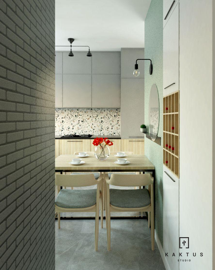 aranżacja kuchni dom 2 2