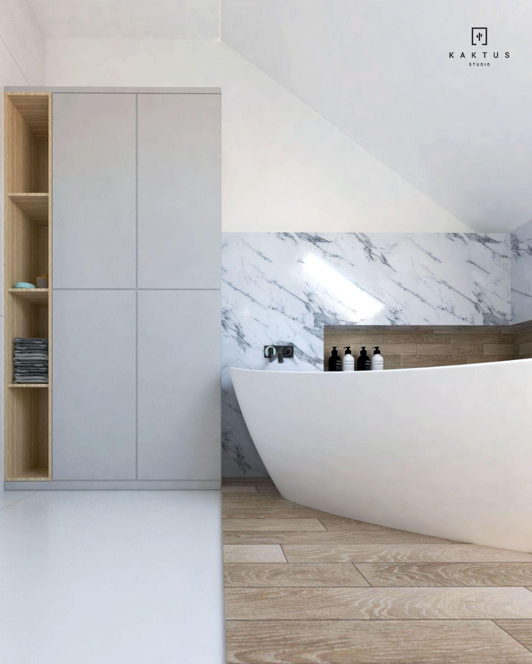 aranżacja łazienki 2 dom 2