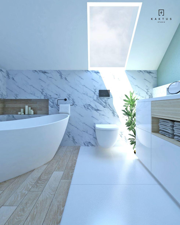 aranżacja łazienki 3 dom 2