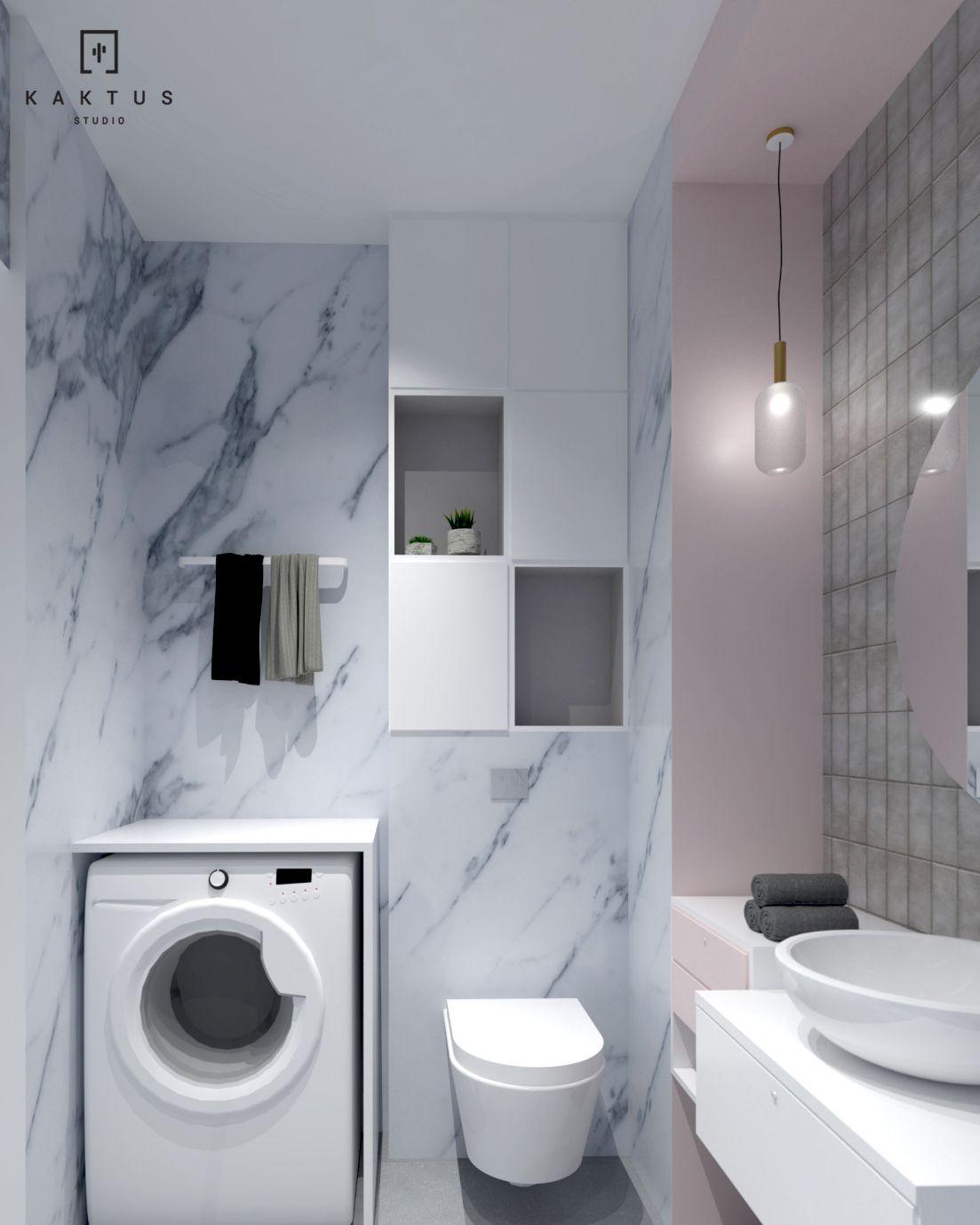aranżacja łazienki 3 mieszkanie 4