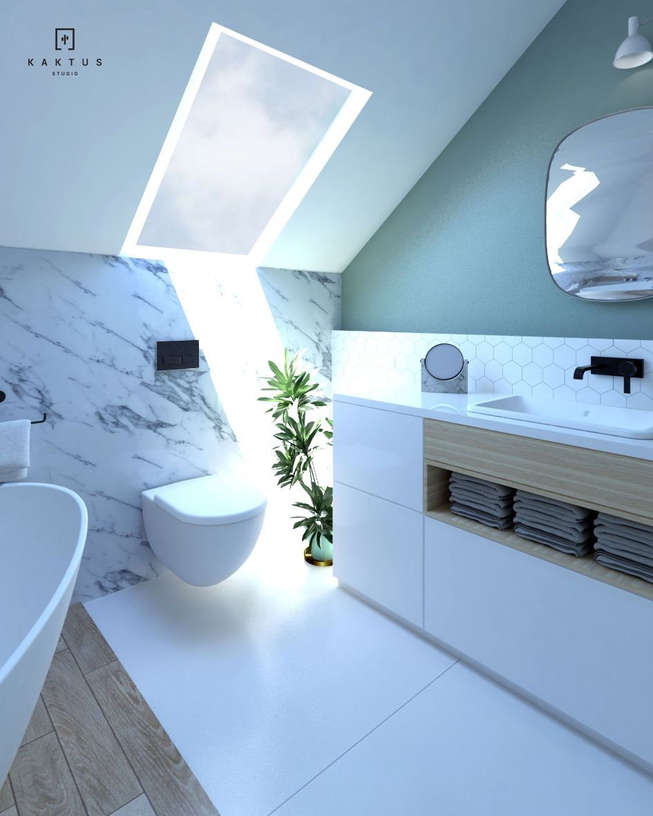 aranżacja łazienki 5 dom 2