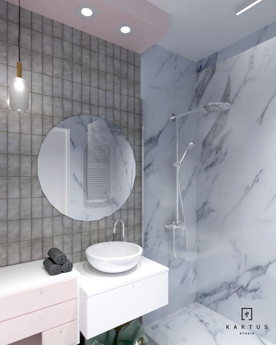 aranżacja łazienki mieszkanie 4