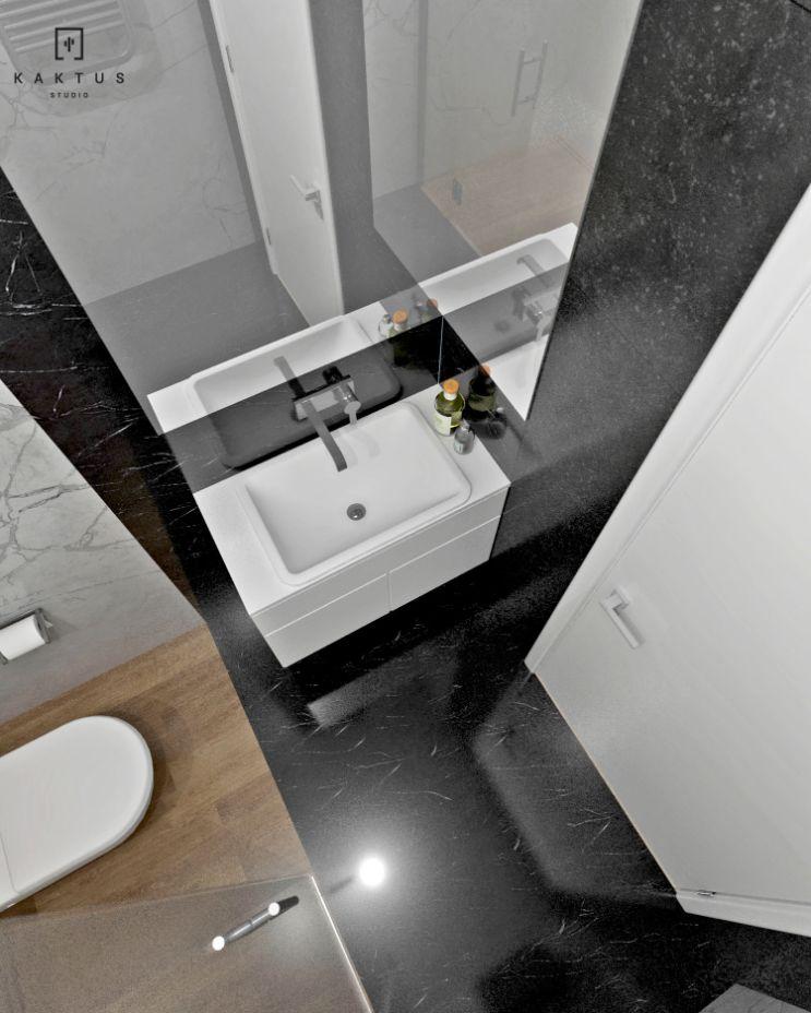 aranżacja malej łazienki 2 dom 2